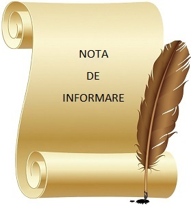 Nota de informare a investitorilor FONDURILOR DESCHISE DE INVESTITII: AUDAS PISCATOR, MONOLITH SI PISCATOR EQUITY PLUS