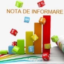 Notă de informare a investitorilor  FONDULUI DE INVESTIŢII ALTERNATIVE HERALD