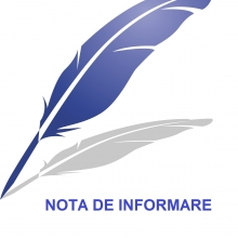 Nota de informare catre  investitorii FONDURILOR DESCHISE DE INVESTIŢII: AUDAS PISCATOR, PISCATOR EQUITY PLUS SI MONOLITH